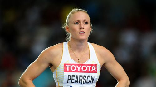 Sally Pearson set to skip flat 100 in Glasgow