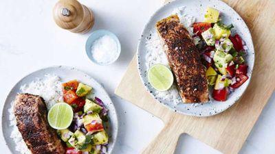 """<a href=""""http://kitchen.nine.com.au/2017/02/16/14/04/jerk-salmon-bowl"""" target=""""_top"""">Jerk salmon bowl</a>"""