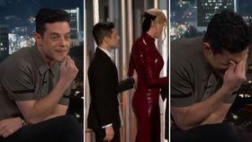 Rami Malek addresses cringe-worthy Nicole Kidman Golden Globes moment