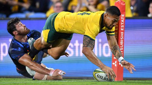 Israel Folau was the highest-paid rugby player in Australia before he was sacked.