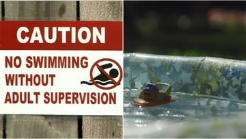 SA parents are being warned of safety dangers around home pools this summer.