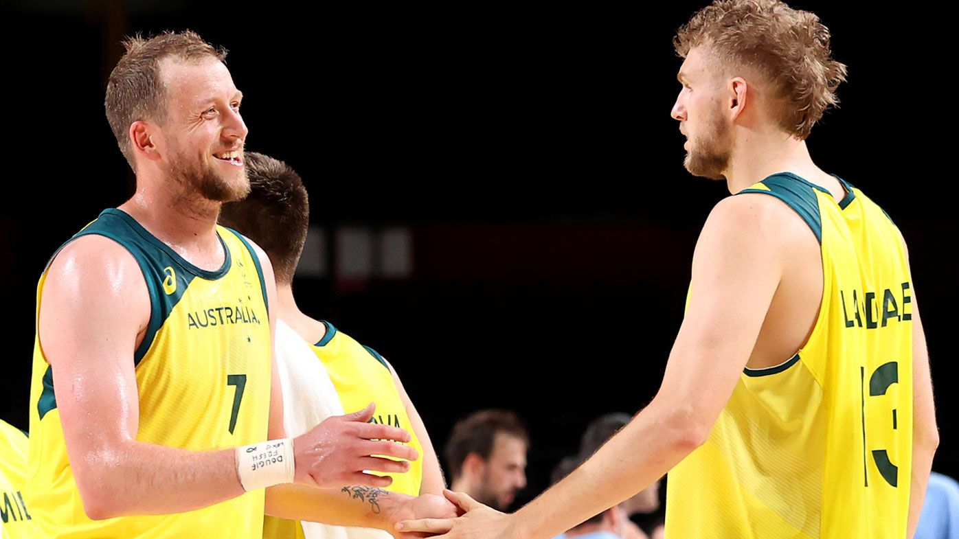 Boomers down Argentina in the quarter-finals.