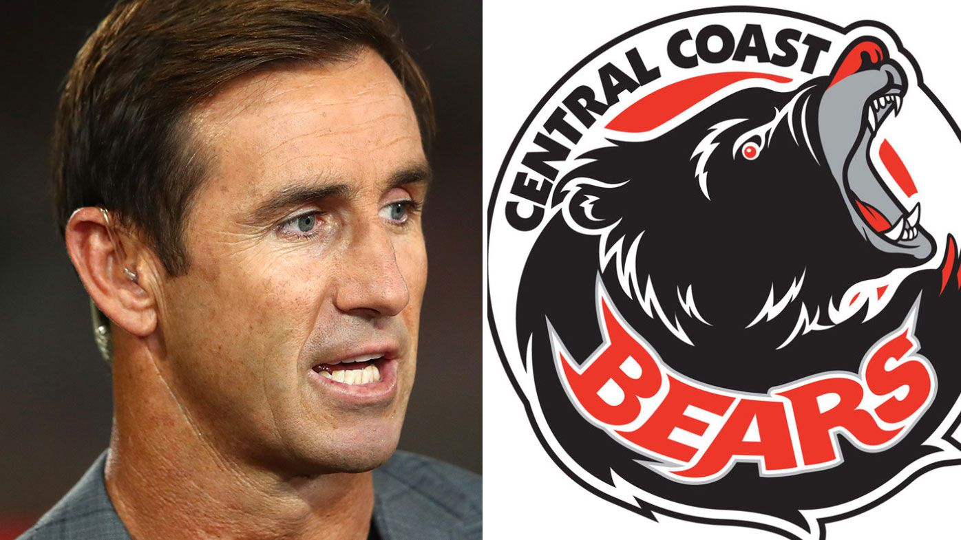 Andrew Johns throws support behind 'no-brainer' revival of Central Coast Bears
