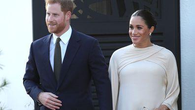 Meghan Markle Prince Harry nanny