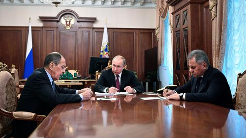 Moscow has strongly denied any breaches and accused Washington of making false accusations in order to justify its pullout.