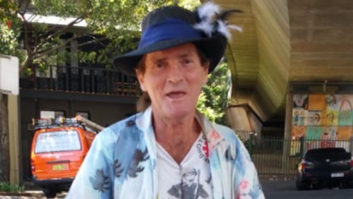 Mark Russell was found dead in his home in Sydney's inner-city in 2018.