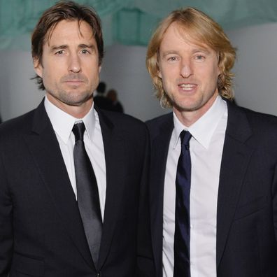 Luke Wilson (left) and Owen Wilson attend the MOCA Gala 2016 at The Geffen Contemporary at MOCA on May 14, 2016 in Los Angeles, California.