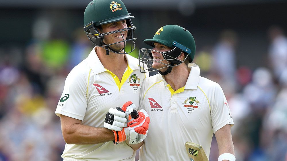 Mitch Marsh has come a long way: Smith