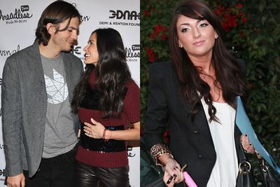 Caught out Kutcher! In 2010, Ashton's 21-year-old mistress Brittney Jones released some pretty racy texts after the star called quits on their affair. Mind you, he was married to Demi Moore at the time. <br/><br/>Brittney however, proved to Ashton hell hath no fury like a woman scorned... by publishing his dirty messages, of course. <br/>