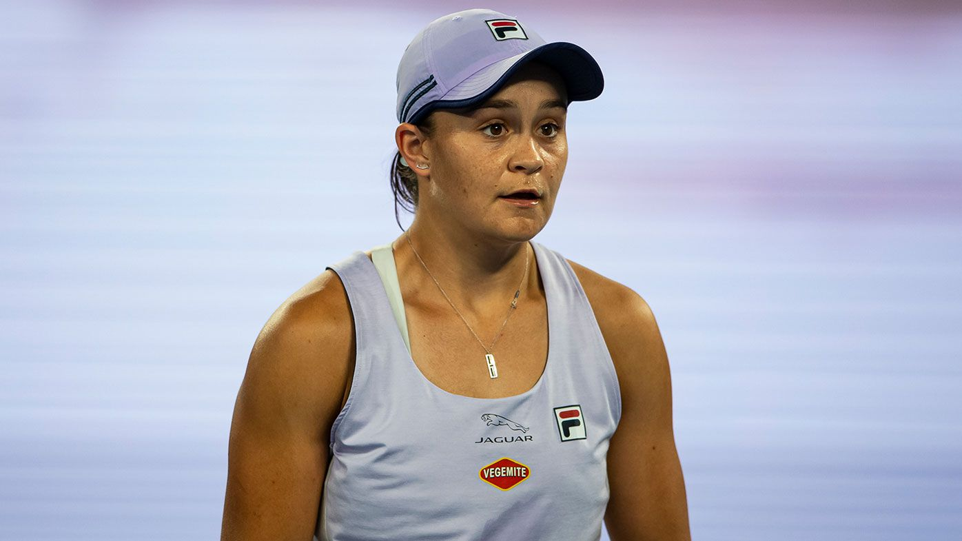 Ash Barty's huge schedule call for COVID-hit 2021
