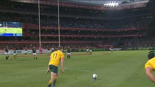 Wallabies go down in Pretoria