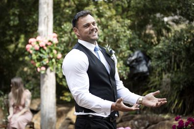 'Married At First Sight' groom Bronson