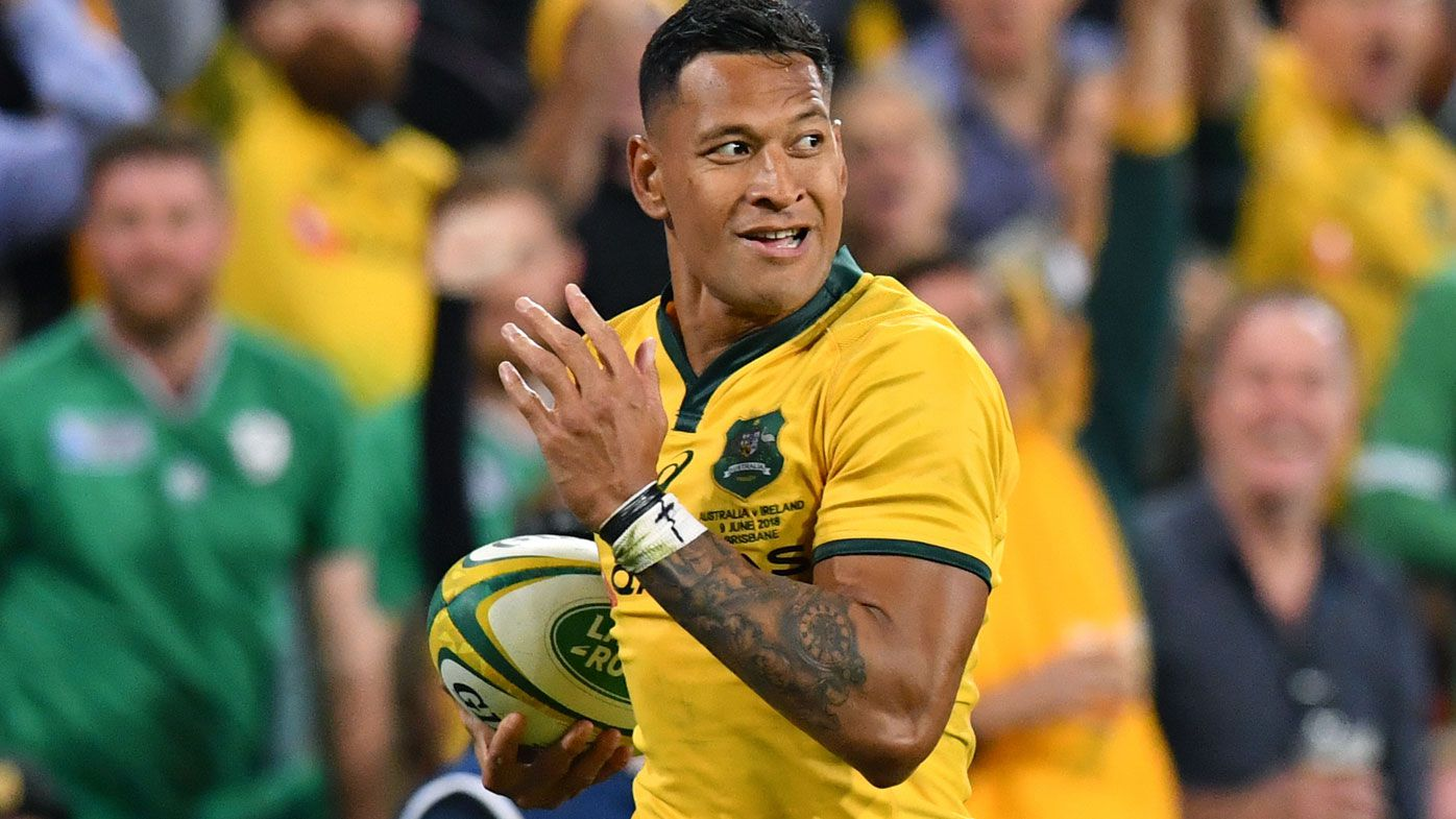 Folau to miss Super Rugby in one-match ban