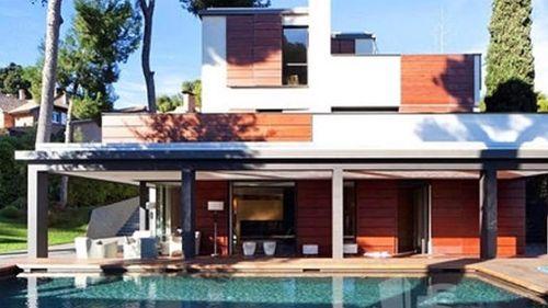 The $10m Barcelona mansion owned by Princess Cristina. (Prestige Real Estate)