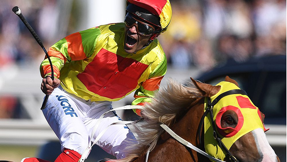 Mighty Boss scores upset Caulfield Guineas victory