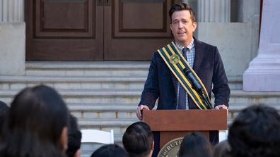 'Hangover' star Ed Helms stars in 'Rutherford Falls'.