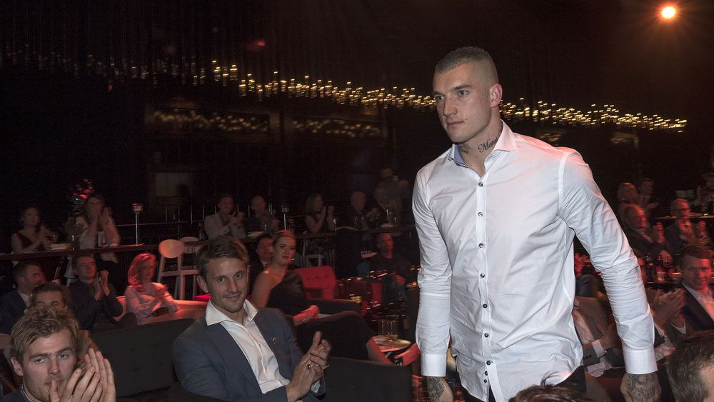 Richmond Tigers superstar Dustin Martin the runaway winner of AFLPA's most valuable player award