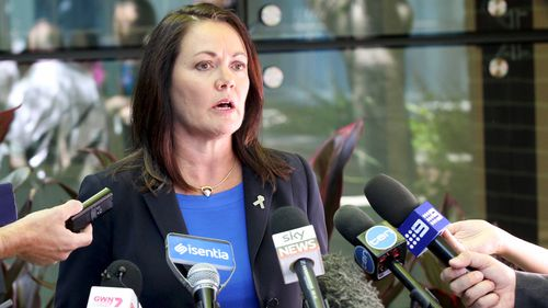 Liza Harvey elected unopposed as leader of WA Liberal party