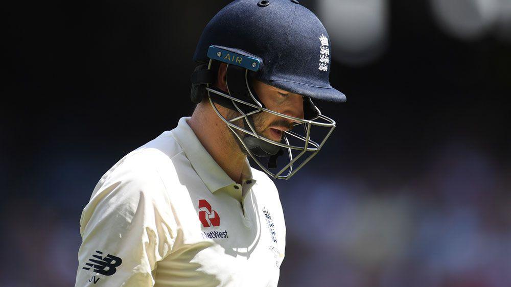 DRS headache for England batsman Vince