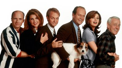 The cast of Frasier.