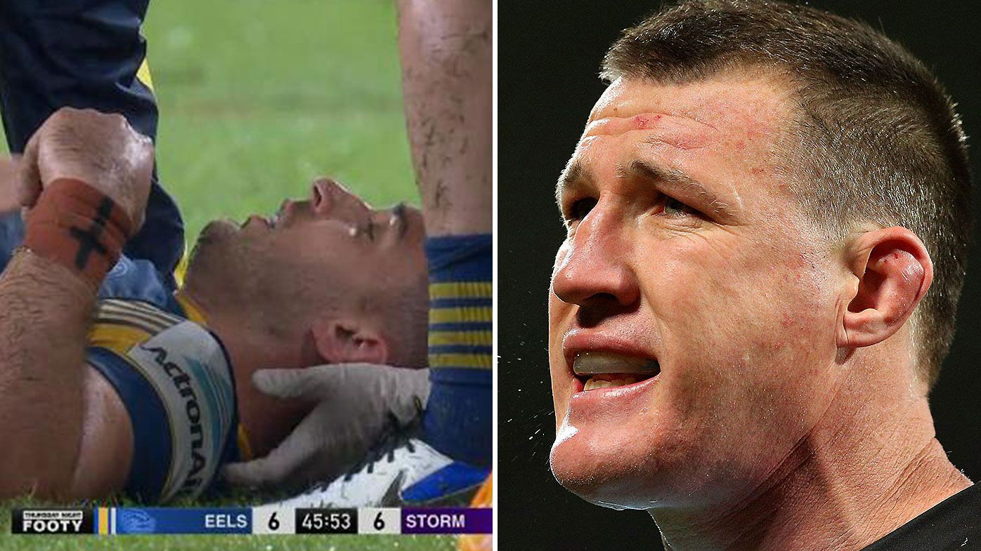Paul Gallen is against the medical substitute. (Getty)