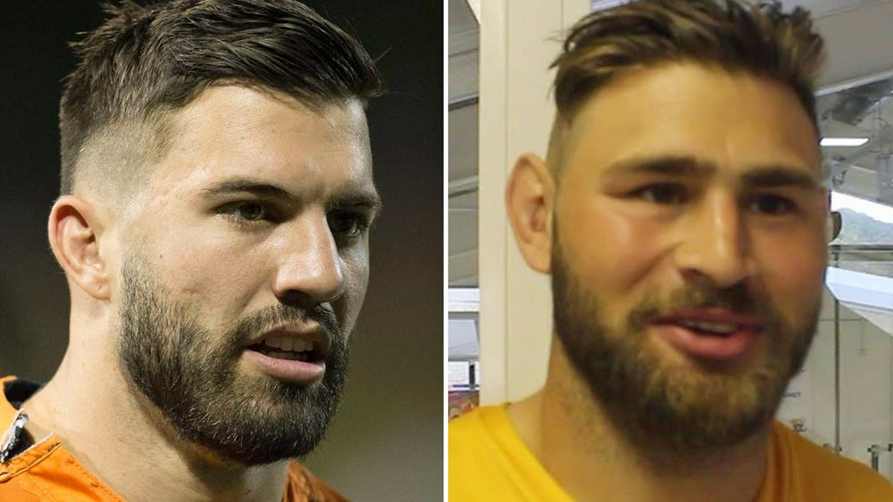 NRL investigate James Tedesco and Shannon Wakeman bar brawl after RLWC loss