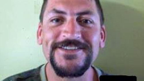 Shane Gauci was recaptured in Gawler West after a tip-off. (9NEWS)