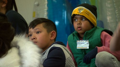 The care costs about $88 per day per child. (9NEWS)