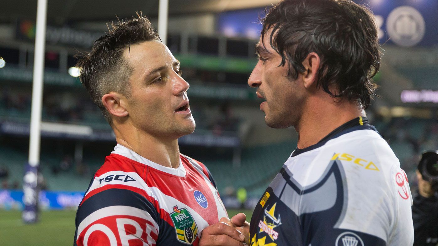 Cronk and Thurston