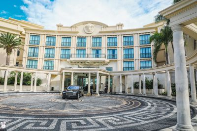 <strong>Palazzo Versace<br /> Owned by: Donatella Versace</strong>