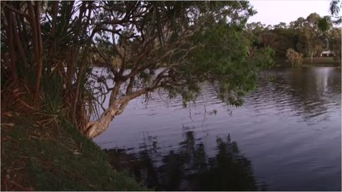 A nine-year-old girl has drowned after getting into trouble in the Ross River, Townsville yesterday afternoon.