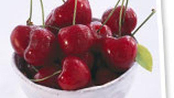 Cherr-iffic cherries