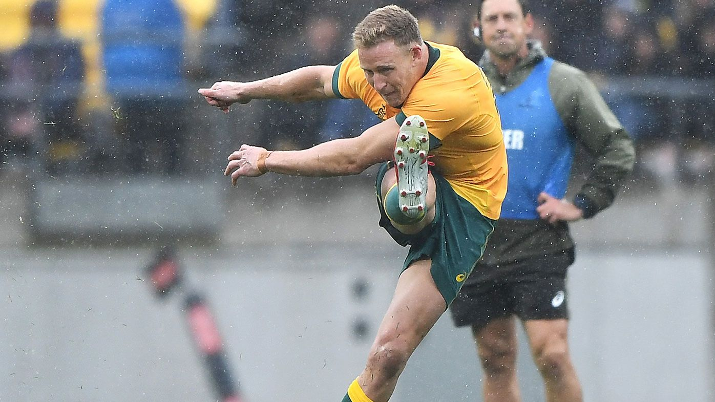 Wallabies name Reece Hodge at No 10, start two rookies in fourth Bledisloe Cup Test