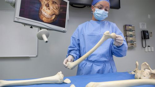 The forensic program will use DNA to match human remains with missing persons.