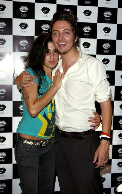 Amy Winehouse, Tyler James