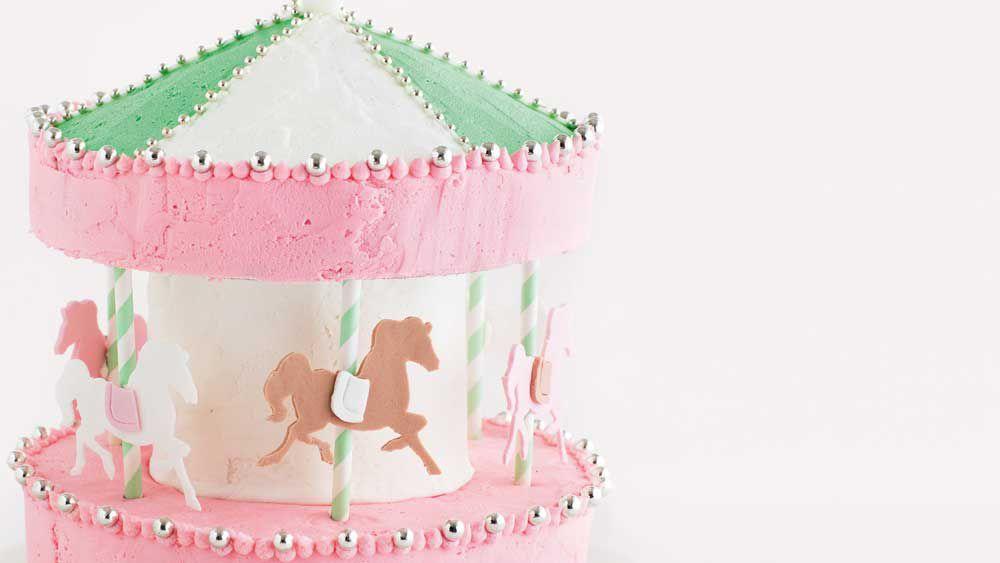 The galloping carousel birthday cake recipe_thumb