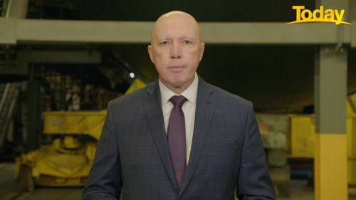 Defence Minister Peter Dutton hopes a proposed travel bubble between Australia and Singapore will revive the international student industry.