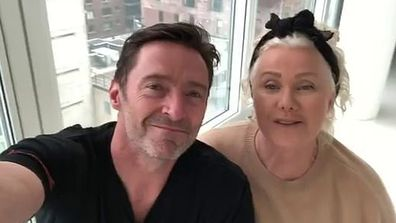 Hugh Jackman, wife Deborra-Lee Furness