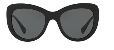 "Versace sunglasses, $305 at <a href=""http://www.sunglasshut.com/au/8053672645651"" target=""_blank"">Sunglass Hut</a>"