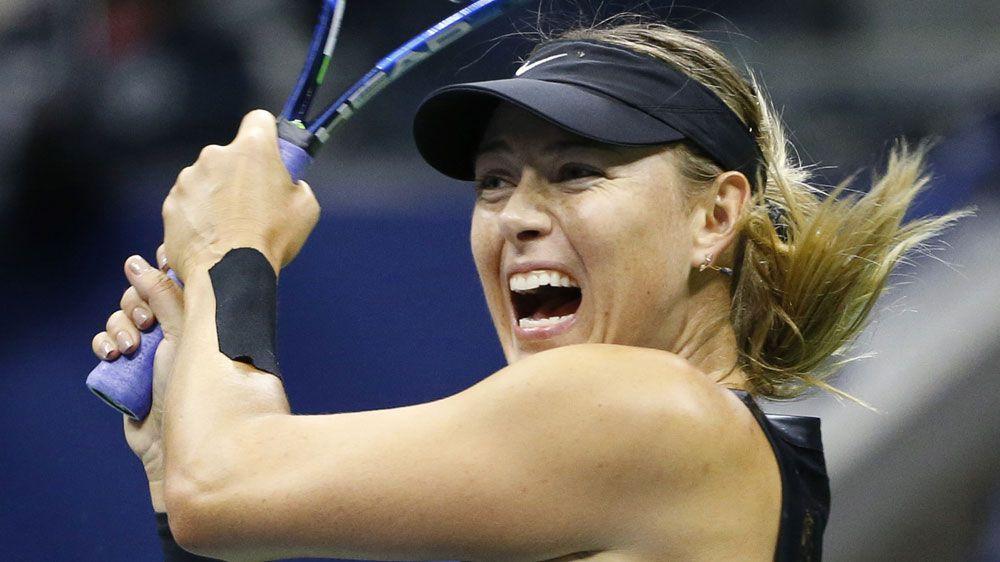 Tennis: Sharapova advances into US Open last 16, Cilic ousted