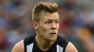 Collingwood's Jordan de Goey caught drink-driving