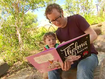 Fathers reading stories to toddlers 'could improve literacy skills'