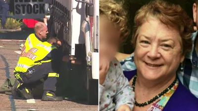 Second truck to 'run over pedestrian' thought it was 'bundle of carpet'