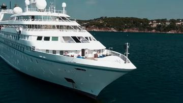 Boutique cruise ship idea floated for Gold Coast Spit