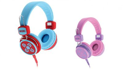 "<a href=""https://www.jbhifi.com.au/headphones-dj/headphones/moki/moki-kids-over-ear-headphone-blue-red/728330/"" target=""_blank"">Moki Kids Headphones, $29.99.</a>"