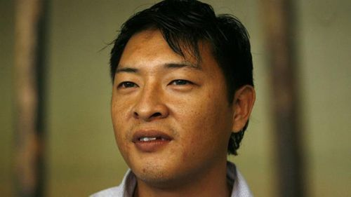 Andrew Chan's final bid for clemency was rejected. (AAP)
