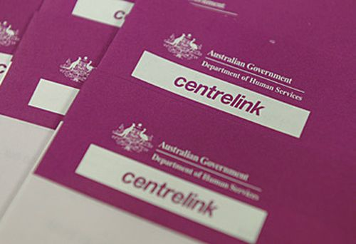 Centrelink forms. (Image: AAP)