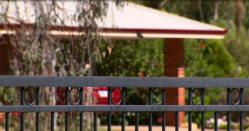 The couple were attacked in their own front yard in Oakford.