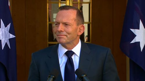 Ousted Tony Abbott says he intends to remain in parliament