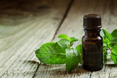 <strong>Peppermint oil</strong>